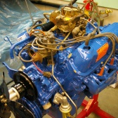1974 Ford engine